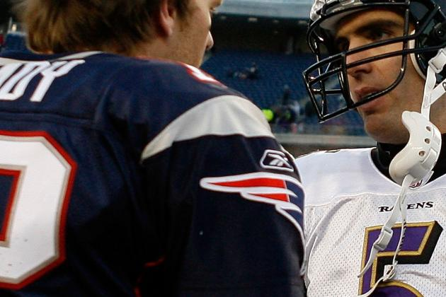 Ravens vs. Patriots: Spread Info, Line and Predictions for 2012 AFC Championship