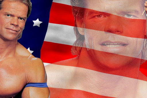 WWE Exclusive: Why Lex Luger Will Not Be Inducted into the Hall of Fame