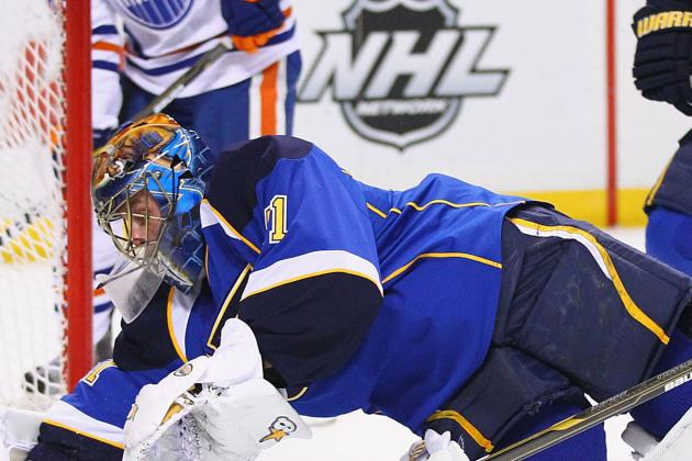 NHL Trade Rumors: St. Louis Blues Would Regret Dealing Jaroslav Halak