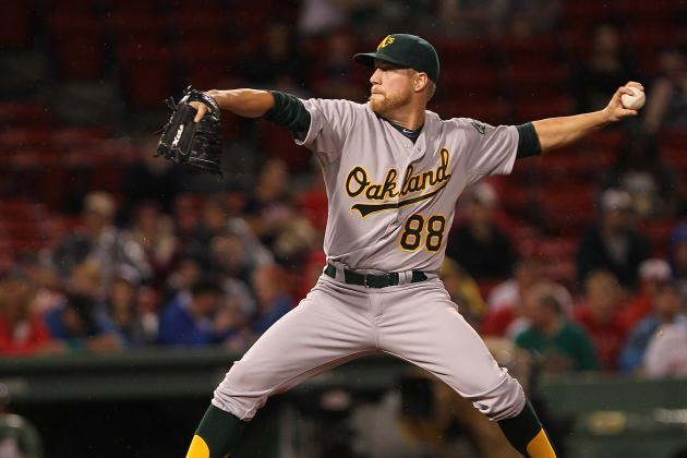 Oakland A's Trade Moscoso and Outman: Team Will Be Unrecognizable This Season