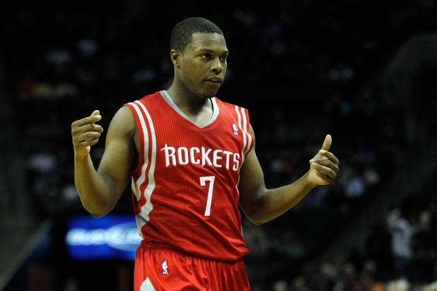 Kyle Lowry: Add This Rocket to the List of Great Guards
