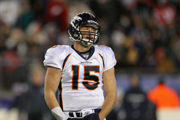Tim Tebow on the Cleveland Browns Would Be the Most Ideal Fit