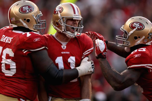 NFL Playoffs 2012: Alex Smith Is the Most Underrated Player in the NFL