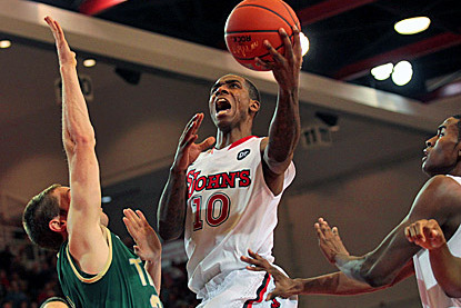 St. John's Transfer Nurideen Lindsey Will Play for Rider Broncs in 2012-13