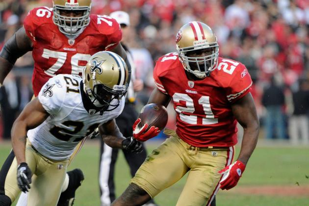 2012 NFC Championship:  the 49ers Are the Hottest Remaining Playoff Team.