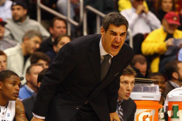 Villanova Big East Basketball: Finally the Young Wildcats Roar