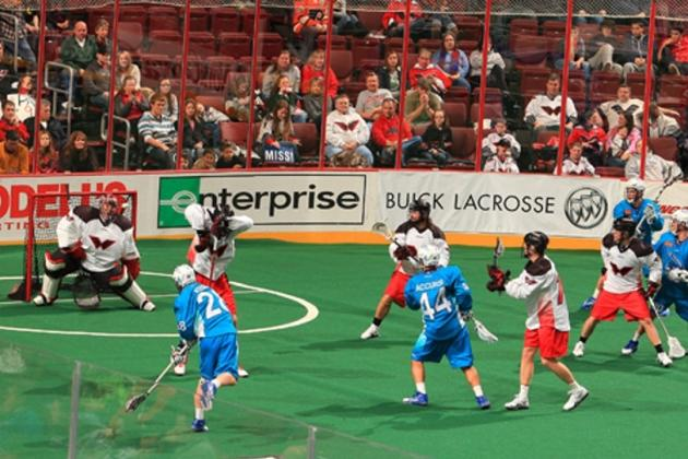 National Lacrosse League 2012: Week 3 Preview and Predictions