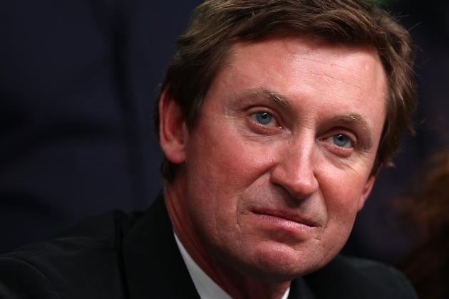 Wayne Gretzky: Hockey Star's Home Life Has Tarnished His Legacy
