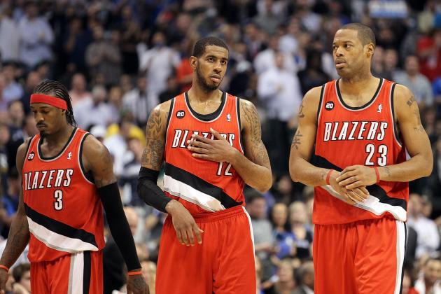 Portland Trailblazers: Don't Worry Blazermaniacs, Your Team Will Be Ok