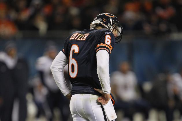 Chicago Bears: Grading Jay Cutler and Da Bears' 2011-12 Quarterbacks