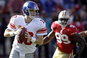 New York Giants: Why the 49ers' Defense Is No Match for Eli and Company