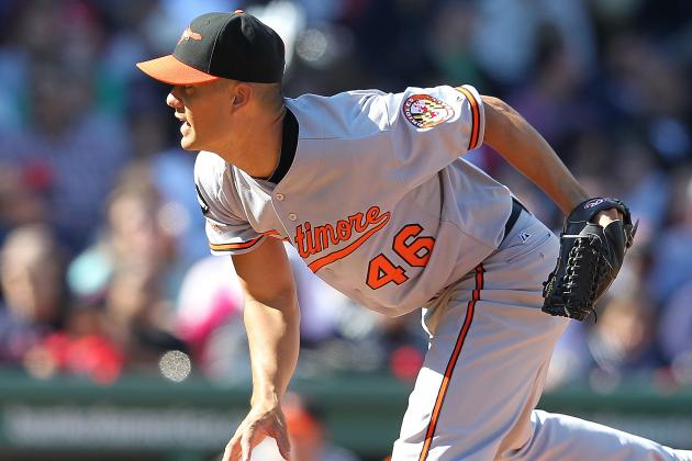 MLB Trade Rumors: Why Jeremy Guthrie Could Not Be an Oriole at the Deadline