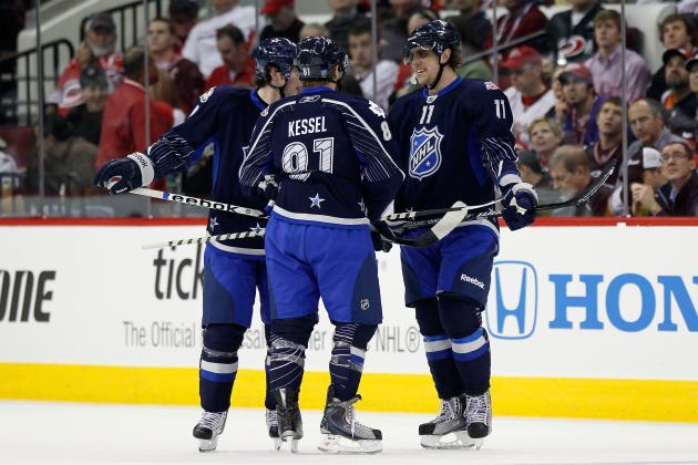 NHL All-Star Game 2012: Who Will Get Picked Last in the Fantasy Draft?