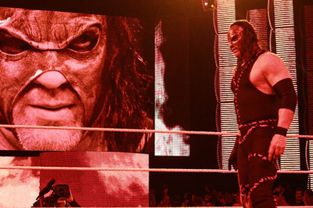 WWE Royal Rumble 2012: Kane Should Be Allowed to Break HBK's Elimination Record