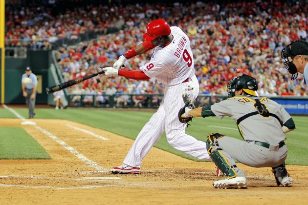 Philadelphia Phillies: Domonic Brown Most Likely Begins 2012 in Triple-A