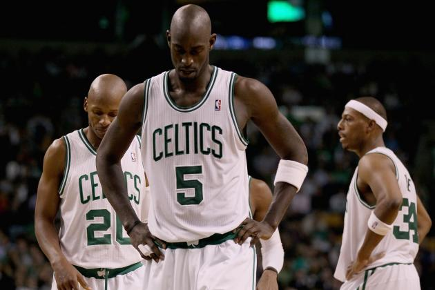 NBA Trade Rumors: Danny Ainge Says He'd Consider Moving Boston's Big Three