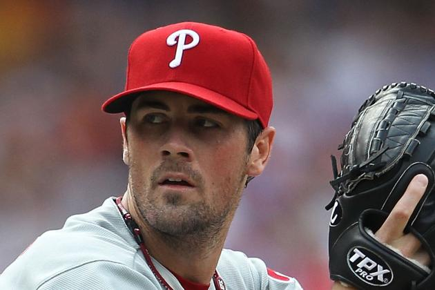 Would Letting Cole Hamels Walk Be Bigger Mistake Than Trading Cliff Lee?
