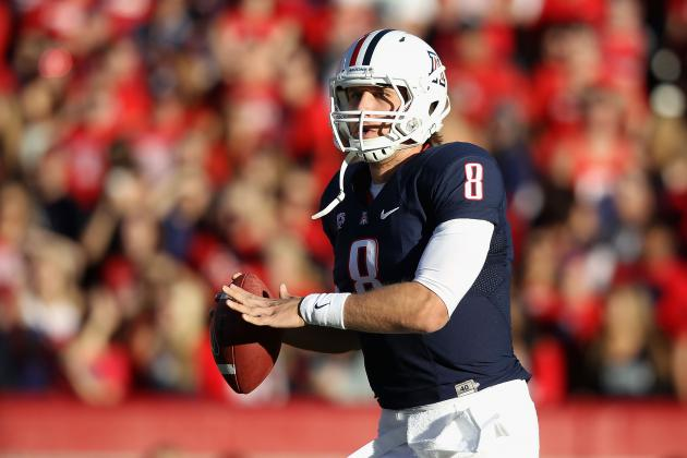 2012 NFL Draft Projections: Overlooked QBs Who Deserve More Respect