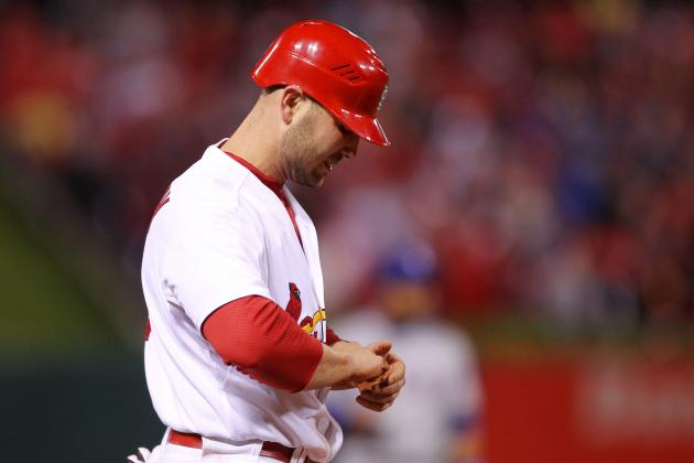 St. Louis Cardinals: Why Matt Holliday Has More Pressure Than Anyone in 2012