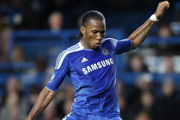 Chelsea Transfer Rumours: Didier Drogba Headed Towards Shanghai Shenhua