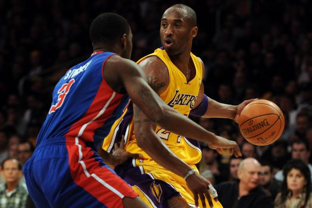 Kobe Bryant to the Detroit Pistons: The Trade That Never Happened