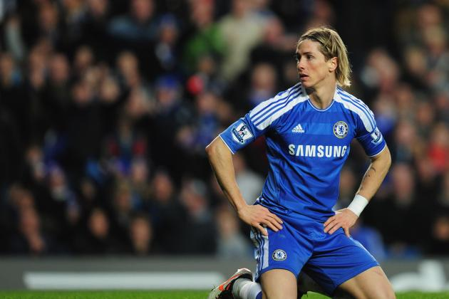 Fernando Torres: Chelsea Star Might Be Worth £50 Million