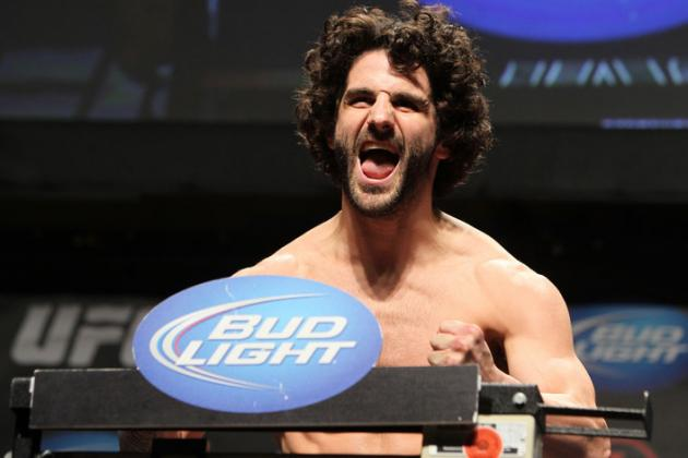 Charlie Brenneman Talks UFC on FX, Diaz vs. Condit and More