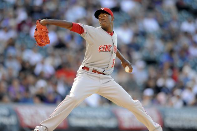 Cincinnati Reds 2012: If Aroldis Chapman Starts, Who Sits?