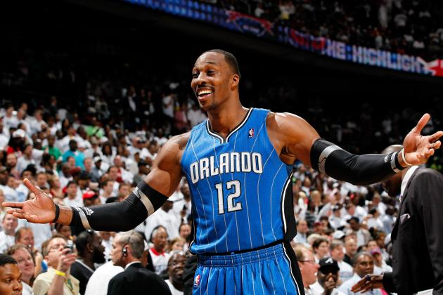 NBA Trade Rumors: Why a Blockbuster Dwight Howard-Blake Griffin Deal Makes Sense