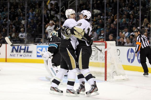 Pittsburgh Penguins: Evgeni Malkin, James Neal Displaying Franchise-Line Promise