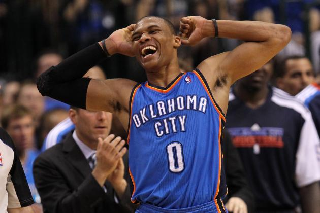 Russell Westbrook Signs Max Contract Extension with Oklahoma City Thunder