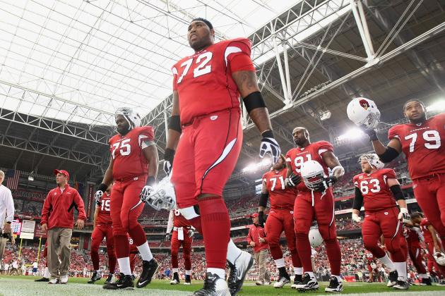 2012 NFL Draft: Evaluating Levi Brown and the Arizona Cardinals Offensive Line
