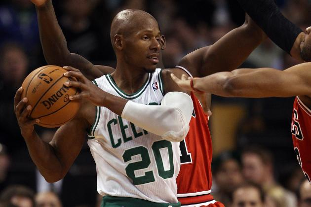 NBA Trade Rumors: What Are the Boston Celtics' Big Three Worth?