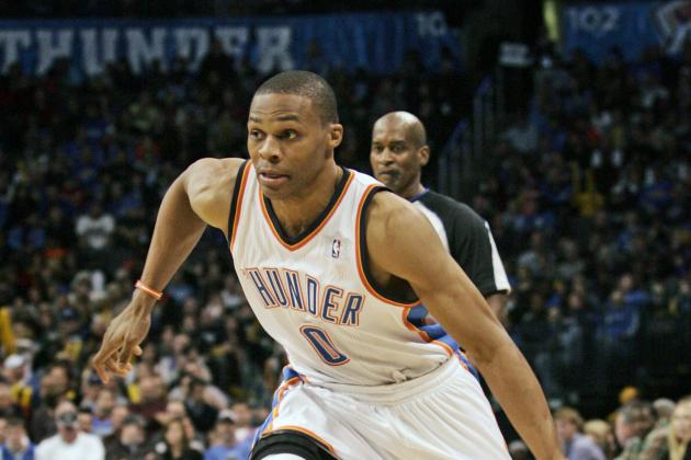 Russell Westbrook Signs New 5-Year Deal with Oklahoma City Thunder