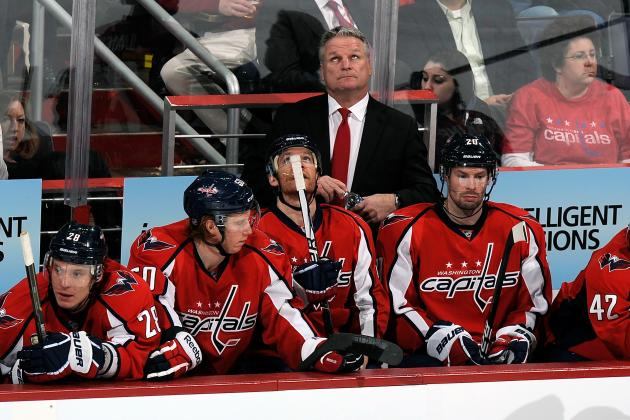 Washington Capitals: Is Coach Dale Hunter the Right Man for the Job?