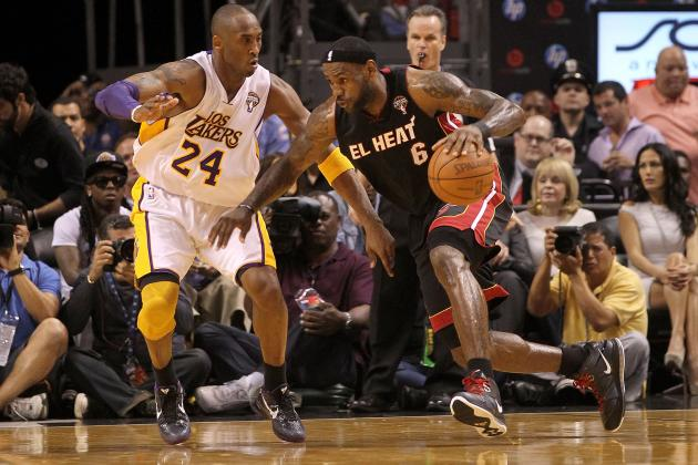 LA Lakers vs. Miami Heat: TV Schedule, Live Stream, Spread Info and More