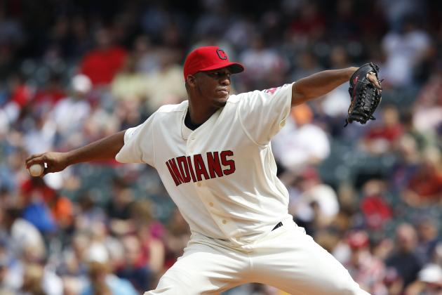 Reports: Indians' Pitcher Fausto Carmona Has Been Using False Identity
