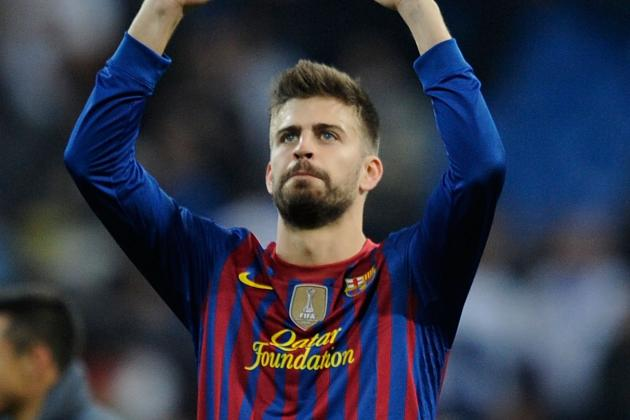 FC Barcelona: Gerard Pique Criticizes Real Madrid's Pepe for His Behavior