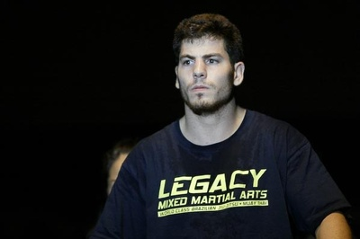 UFC's Jared Papazian Ready to Make Noise in His Octagon Debut