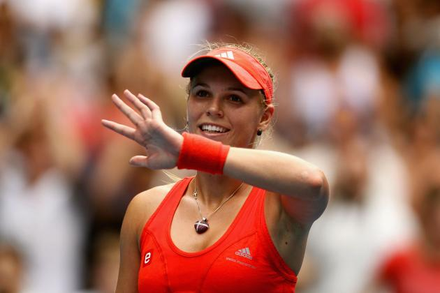 Australian Open 2012 Schedule: Jan. 20 TV Schedule, Matches and Bracket Guide