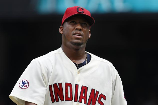 Fausto Carmona: Indians Pitcher Busted for Using Fake ID
