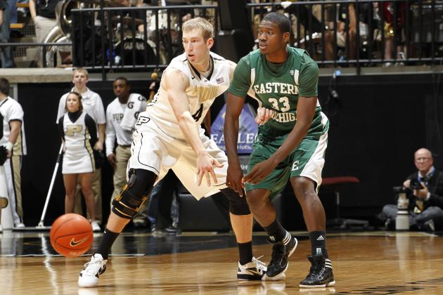 Purdue vs. Michigan State Basketball: Previewing the Matchup with the Spartans