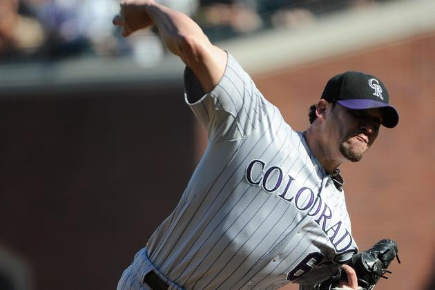 Rockies Agree To Extend Rafael Betancourt