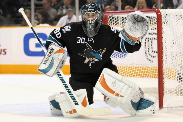 NHL Trade Rumors: Sharks Goalie Antero Niittymaki Being Shopped Around