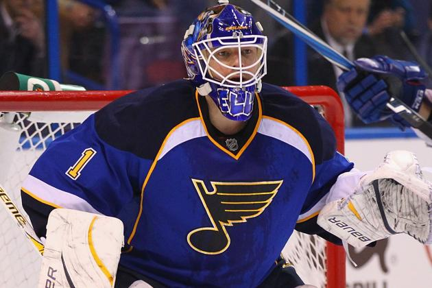 Brian Elliott's All-Star Season Earns Him 2-year, $3.6 Million Extension