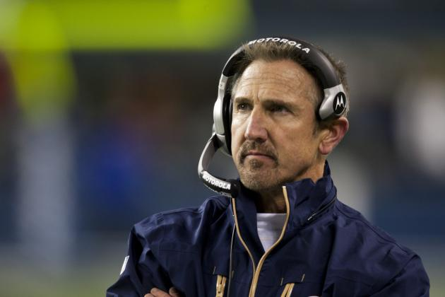 NFL Offseason 2012: New Orleans Saints Hire Steve Spagnuolo to Coach Defense