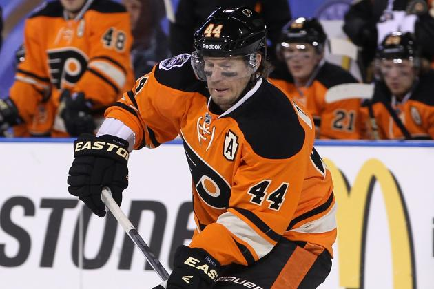 Philadelphia Flyers: Is Kimmo Timonen the Best Defenseman No One Talks About?