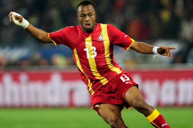 Africa Cup of Nations 2012: Second Place Is Not an Option for Favorite Ghana