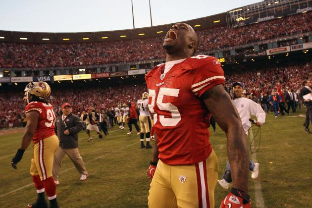 Vernon Davis and the San Francisco 49ers Are One Step Closer to Super Bowl XLVI