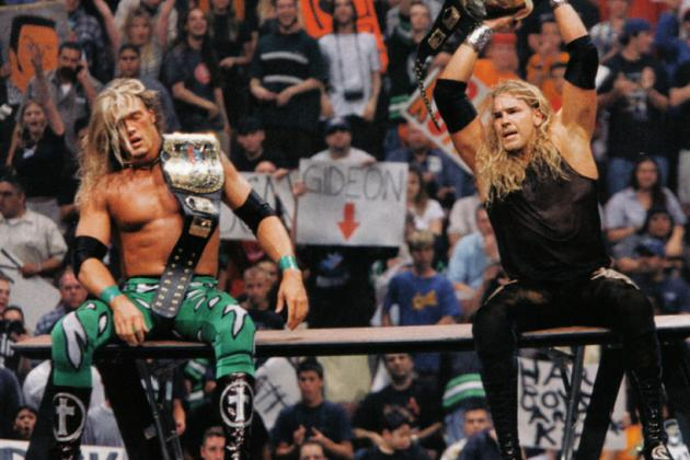 WWE:  the Painful, Ugly Death of the WWE Tag Team Division